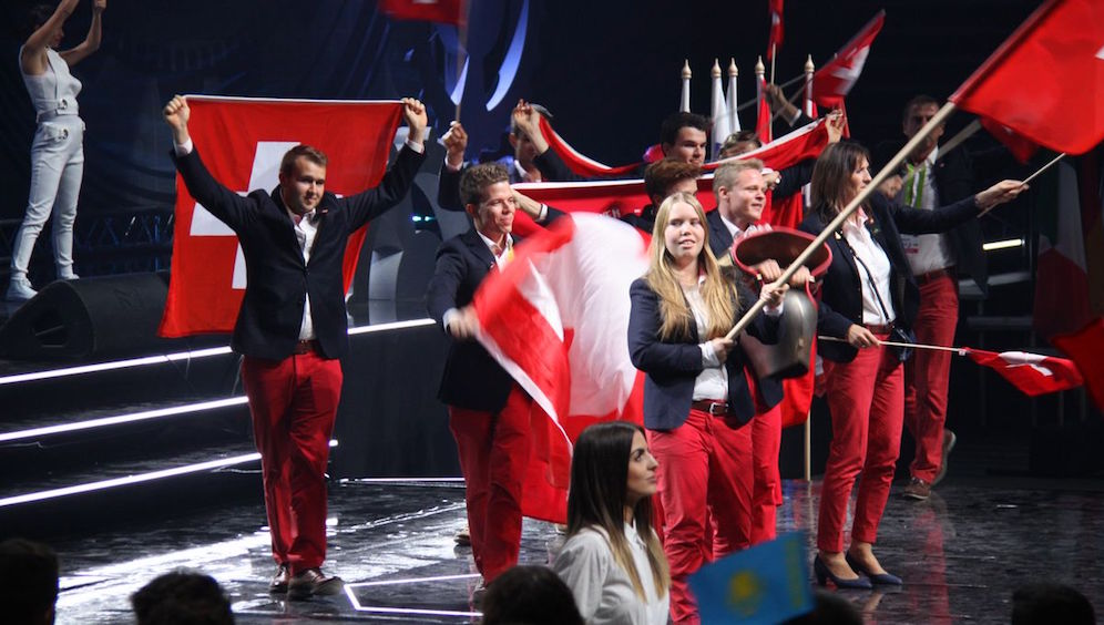 Les EuroSkills 2018 sont ouverts
