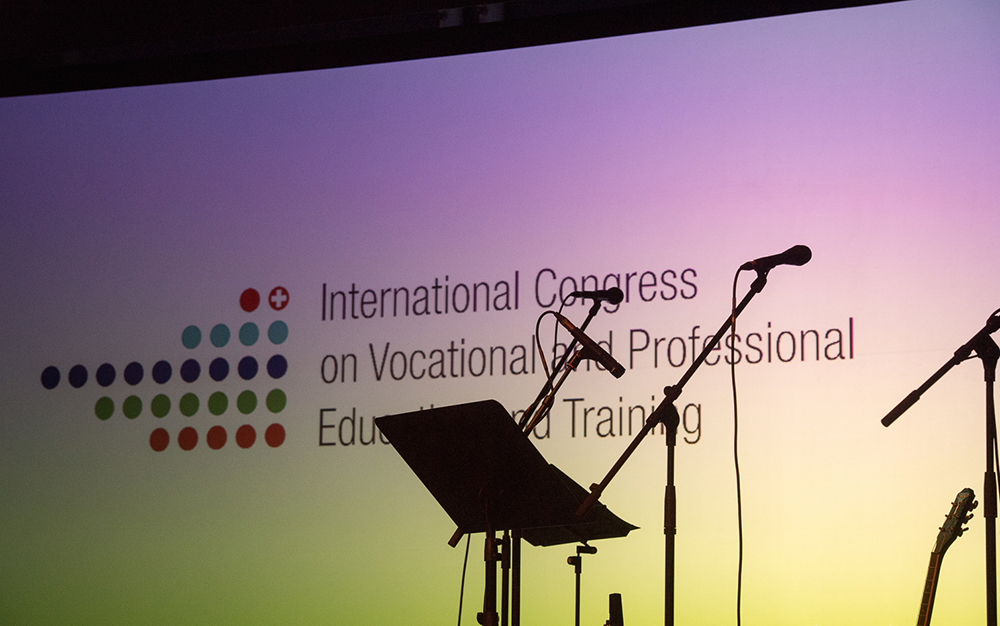 Congrès international sur la formation professionnelle 2016: propositions attendues